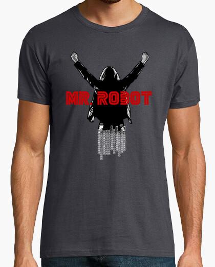 T-shirt mr robot