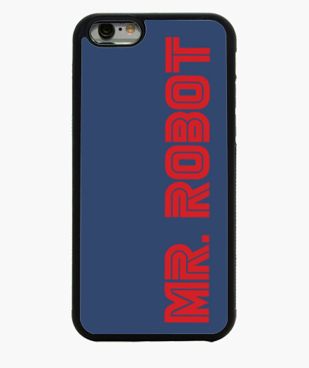 Funda iPhone 6 Mr Robot - Funda movil