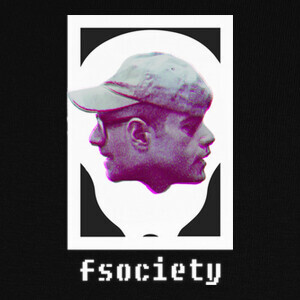 T-shirt Mr Robot & Elliot - fsociety