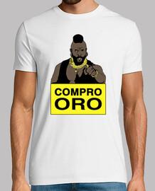 Mr T - Compro Oro