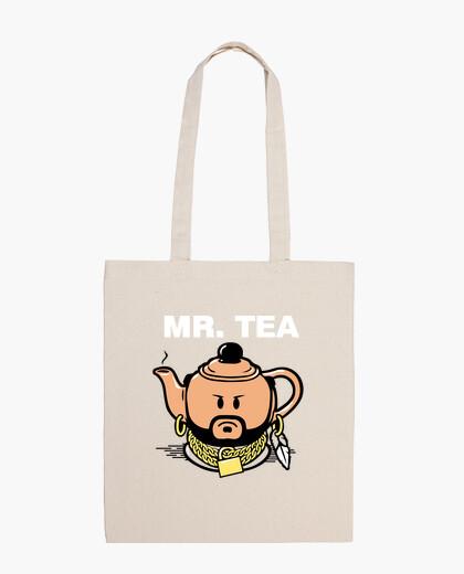 Mr. tea bag