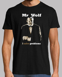 Mr. Wolf - I Solve Problems (Pulp Fiction)