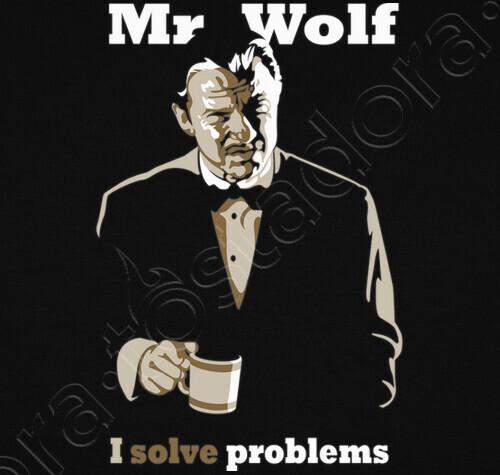 Mr. Wolf