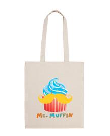 Mr.Muffin-Bandolera 100 algodón