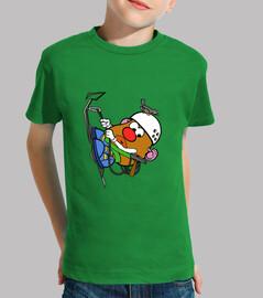 mr.potato chemise enfant