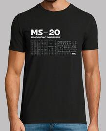 ms-20 sintetizador analógico