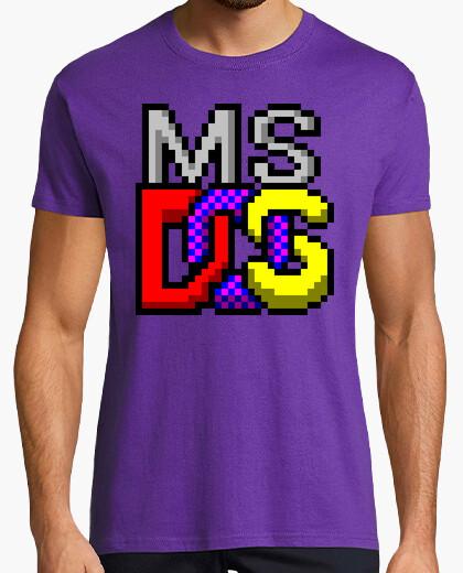 Camiseta MS-DOS