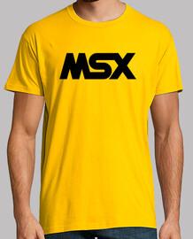 MSX Logo Negro