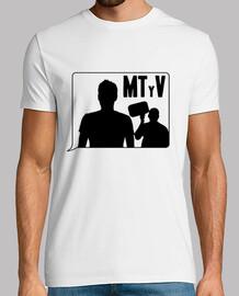 MTyV Siluetas e Iniciales en bocadillo