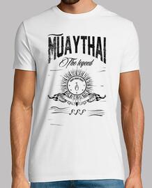 Muay Thai FFF black