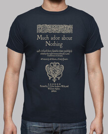 much ado about nothing (dark tees)