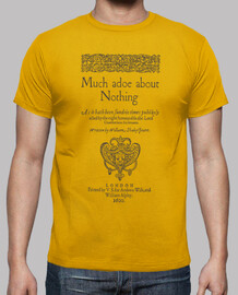 Much Ado About Nothing (light Tees)