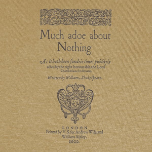 Camisetas Much Ado About Nothing (light Tees)