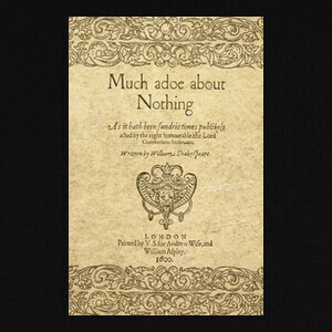 Camisetas Much Ado About Nothing (phones)