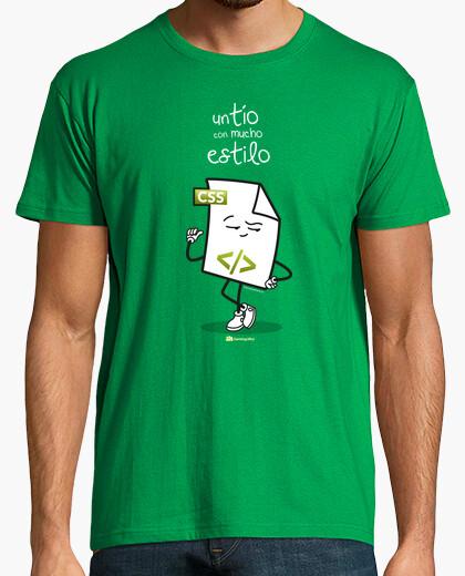 Camiseta MUCHO ESTILO