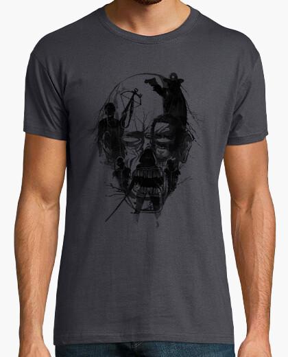 Camiseta muerto caminante