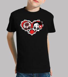 Muertos de Amor black
