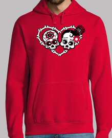 Muertos de Amor red winter