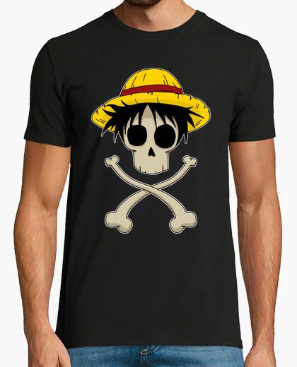 Camiseta Muertos luffy