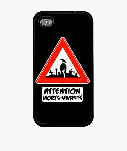 Funda iPhone Muertos vivientes - iphone