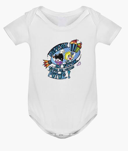 Ropa infantil muffins del futuro por mr. tony - cuerpo de bebe