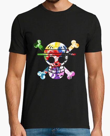 Camiseta Mugiwara