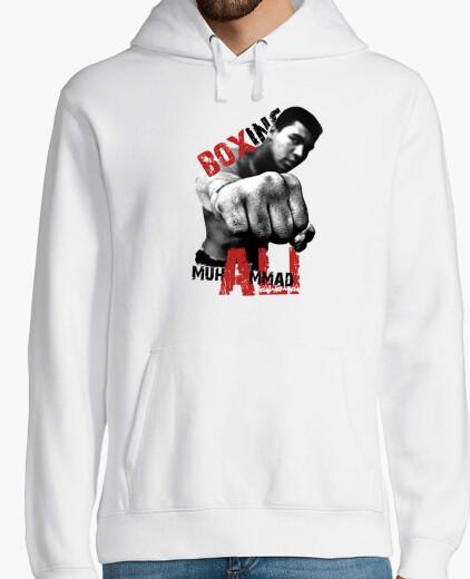 Muhammad ali felpa boxe