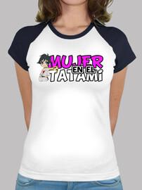 Mujer en el Tatami 2