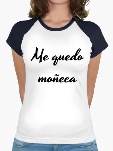 Camiseta mujer moñeca