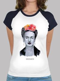 Mujer, estilo béisbol Frida Khalo
