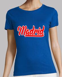 Mujer, manga corta, verde, calidad premium Madrid