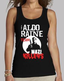 mujer superior - asesinos nazis del equipo aldo raine