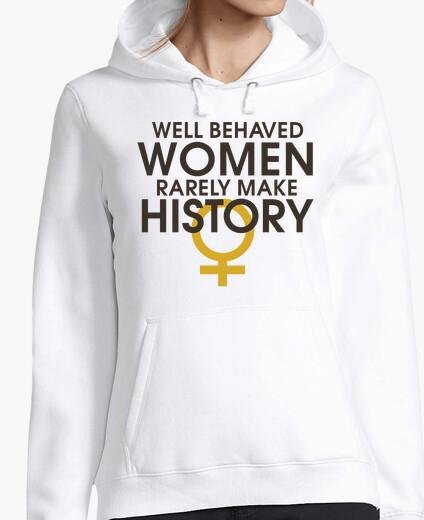 Jersey Mujeres con buen comportamiento rara ve