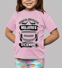 Mujeres guapas e inteligentes Diciembre niños