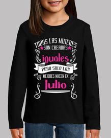 Mujeres Iguales, mejores nacen Julio