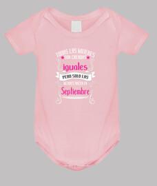 Mujeres mejores nacen Septiembre bebe