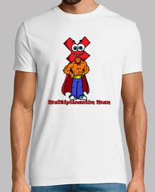 multiplication man de la blouse blanche