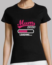 Mum 2020 loading