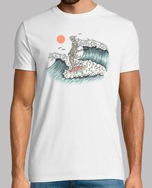 Mumie surfen