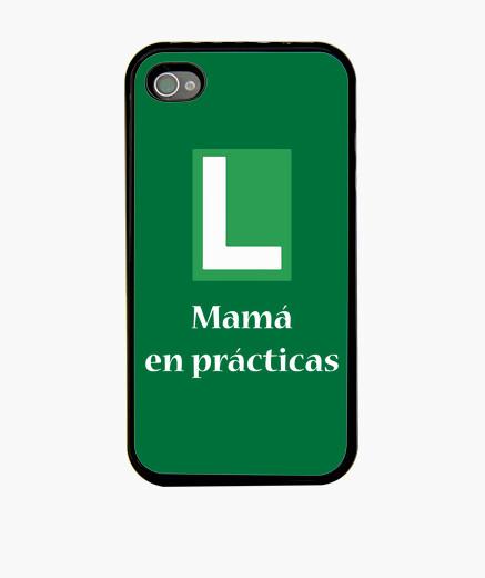 Mummy in practice iphone cases