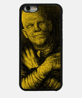 Mummy iPhone cover