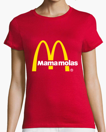 Mummy molas t-shirt