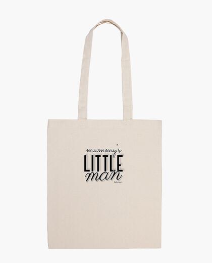 Bolsa mummy´s little man @shopbebote