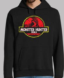 mundo de cazadores de monstruos