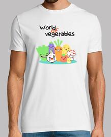 mundo de vegetales