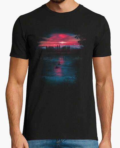 Camiseta mundo debajo