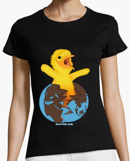 Camiseta Mundo Pollo