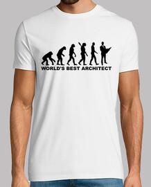 mundos evolución mejor arquitecto
