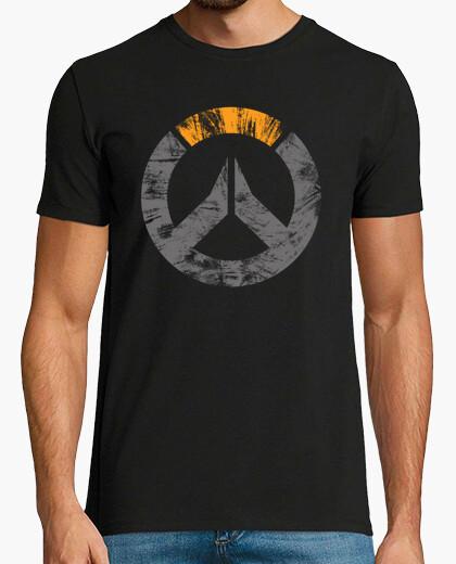 Camiseta mundos héroes