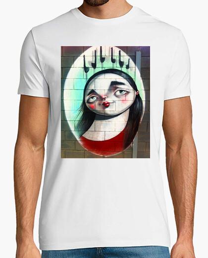 Muñeca Grafiti - Camiseta Hombre